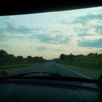 Photo taken at I-295 Exit 28/I-64 by KittyKat on 8/13/2012