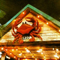 Photo taken at Joe's Crab Shack by Gilbey M. on 8/29/2012
