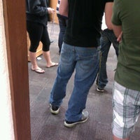 Photo taken at UWM Bookstore by Brandon R. on 9/8/2011