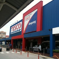 Photo taken at Tesco Extra by Azmir Z. on 3/29/2011