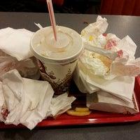 Photo taken at Burger King by Arend-Jan B. on 12/3/2011