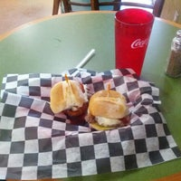 Photo taken at Home Run Sliders by William M. on 6/26/2012