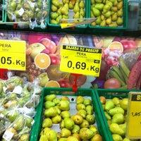 Photo taken at Mercadona by Antonio G. on 11/11/2011