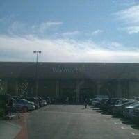 Photo taken at Walmart Supercenter by Paul R. on 11/29/2011
