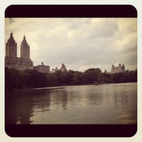 Photo taken at The Loeb Boathouse in Central Park by Eleido B. R. on 8/22/2012