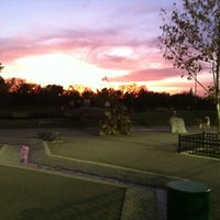 Photo taken at Locust Point Dog Park by Rob B. on 11/14/2011