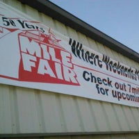 Photo taken at 7 Mile Fair by senator d. on 2/26/2012