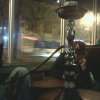Photo taken at TaZa Hookah Lounge by Chet C. on 8/24/2011