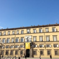 Photo taken at Piazza Napoleone by Mauro C. on 1/16/2012