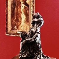 Photo taken at GAM Galleria d'Arte Moderna di Milano by Willian S. on 4/19/2012
