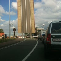 Photo taken at Herdersbrug by Aline W. on 6/18/2012