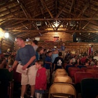 Photo taken at Pickleville Playhouse by Bryan K. on 8/1/2012