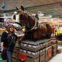 Photo taken at Super Saver by Ashton S. on 1/27/2012