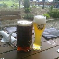 Photo taken at Old Heidelberg German Restaurant by Tim B. on 6/11/2011