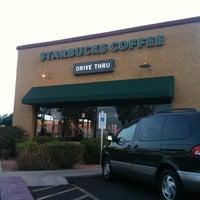 Photo taken at Starbucks by Kris W. on 3/27/2011