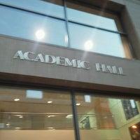 Photo taken at Point Park University by David F. on 9/13/2011