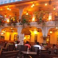Photo taken at Marakesh: Arab Moroccan Restaurant by Afni Z. on 3/18/2012
