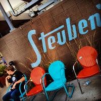 Photo taken at Steuben's by Ricky P. on 8/20/2012