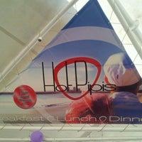 Photo taken at Hot Pipis Cafe by Simon H. on 11/15/2011