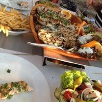 Photo taken at Olympia Greek restaurant by Stefan t. on 3/25/2012