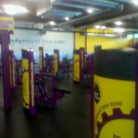 Photo taken at Planet Fitness by Tone C. on 8/3/2012