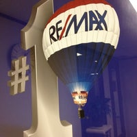 Photo taken at RE/MAX Memorial Town & Country by Diego A. on 9/1/2012