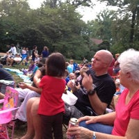 Photo taken at Cherry Hill Park by Jess on 8/24/2012