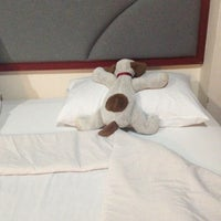 Photo taken at Grand Tower Inn Sathorn by Anny_kra on 8/13/2012