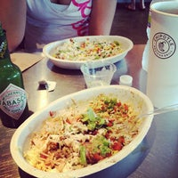 Photo taken at Chipotle Mexican Grill by Jamie B. on 8/5/2012