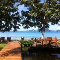 Photo taken at The Tubkaak Boutique Resort Krabi by David C. on 11/13/2011