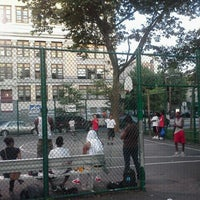 Photo taken at Church Square Park by Brian L. on 8/16/2011