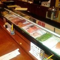 Photo taken at Kyoto Steakhouse by Kasey K. on 1/27/2012