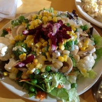 Photo taken at Souplantation by Arabella B. on 6/27/2012