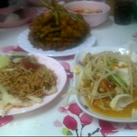 Photo taken at ยำปากหมา by Superb B. on 1/24/2012