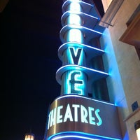 Photo taken at Pacific Theatres at The Grove by Felipe G. on 6/7/2012
