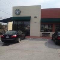 Photo taken at Starbucks by Javier F. on 2/9/2012