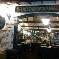 Photo taken at Restaurante David by Jason on 7/22/2012