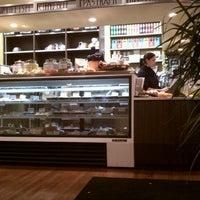 Photo taken at Zaftigs Delicatessen by patrick n. on 10/30/2011