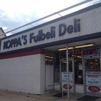 Photo taken at Koppa's Farwell Foods by Josh C. on 6/22/2012