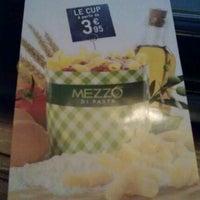 Photo taken at Mezzo di Pasta by Yuchi L. on 12/22/2011