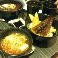Photo taken at Obento (お弁当) by Christine T. on 12/18/2011