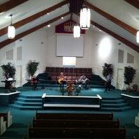 Photo taken at Rock Community Church by Joshua N. on 7/17/2011