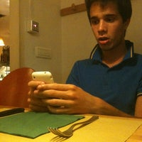 Photo taken at La Chiccoteca Bio Food by Piermichele G. on 8/20/2011