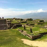 Photo taken at Monte Albán by Lavire on 9/18/2011