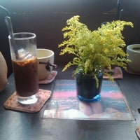 Photo taken at Princess and the Pea Cafe by Trinh N. on 8/21/2011