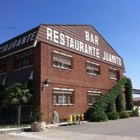 Photo taken at Restaurante Juanito by DarkChino on 7/5/2011