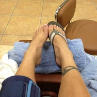 Photo taken at Nail Depot by Missi L. on 7/27/2012