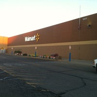 Photo taken at Walmart Supercenter by Peg B. on 8/7/2012