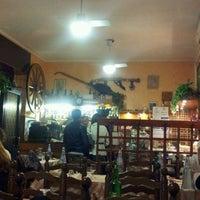 Photo taken at Al Vecchio Aratro by Sara C. on 10/22/2011
