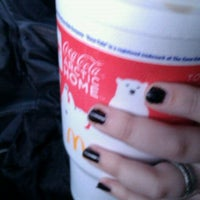 Photo taken at McDonalds by Angie B. on 1/19/2012